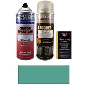 12.5 Oz. Calypso Green Metallic Spray Can Paint Kit for 1996 Ford F