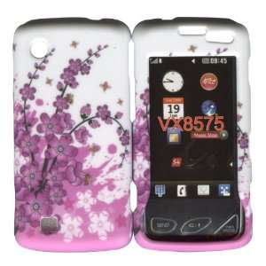 Cherry Blossoms Spring Flowers Lg Chocolate Touch, Samba Vx8575 Hard