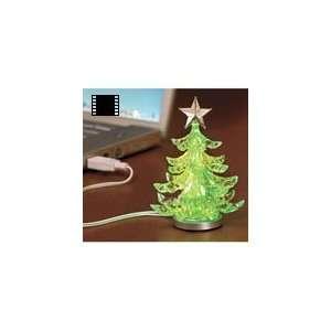 USB CHRISTMAS TREE
