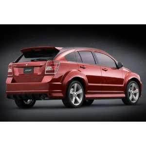 Dodge Caliber 2005 10 SES Chrome Tail Light Covers