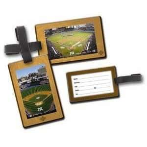 Collection Luggage Tag Set Yankee Stadium   New York Yankees Sports