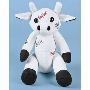 Autograph Animal Cow Toys & Games