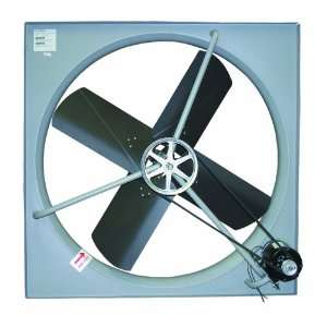 TPI Corporation CE 24B Commercial Exhaust Fan, Single Phase, 24
