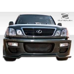 LX470/Landcruiser Duraflex Platinum Front Bumper   Duraflex Body Kits