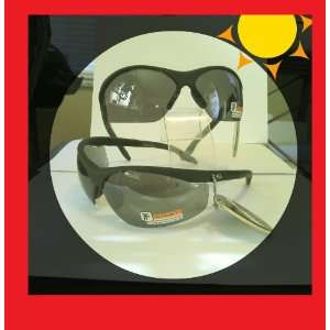 Pack Special   Foster Grant Ironman M Sweep Wrap Around Sunglasses