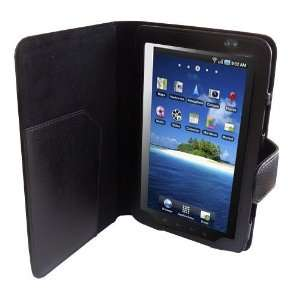 Flip Wallet Case for Samsung Galaxy Tab Cell Phones & Accessories