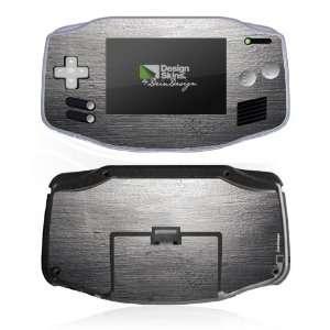 Design Skins for Nintendo Game Boy Advance   Betonwand mit
