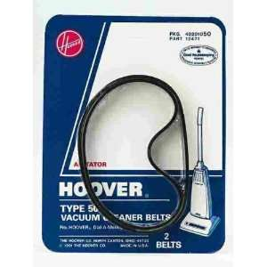 Pk/2 x 6 Hoover Vacuum Belts (40201050)