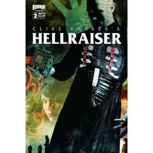 Hellraiser #3 Comic Christopher Monfette Clive Barker
