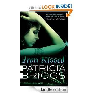 Iron Kissed Mercy Thompson, Book 3 Patricia Briggs