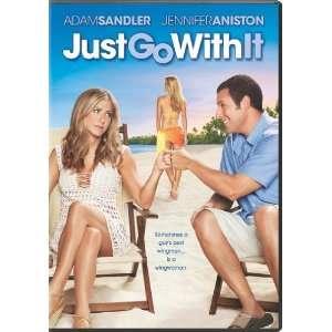 Just Go With It Jennifer Aniston, Adam Sandler, Dennis