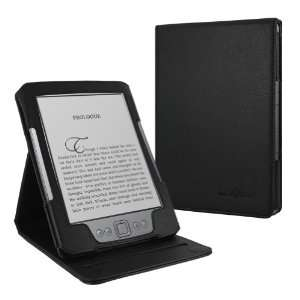 Kindle 4 Leather Case Cover Vintage Executive Folio
