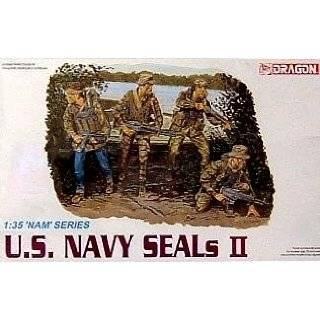 Dragon Models 1/35 U.S. Navy Seal Team 6 (8 Figures Set