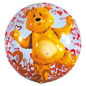24 Love Bears Bubble Balloon Balloon (1 ct) Toys & Games