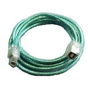 10 Ft USB B Type Male to Female Interface Cable Electronics