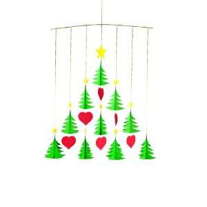 Flensted Mobiles Christmas Trees 10 Patio, Lawn & Garden