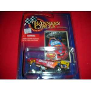 1998 Winners Circle 164 Superman John Force Funny Car  Toys & Games