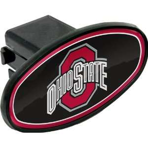 Trailer Hitch Cover Fits 2 Inch Auto Car Truck Receiver with NCAA