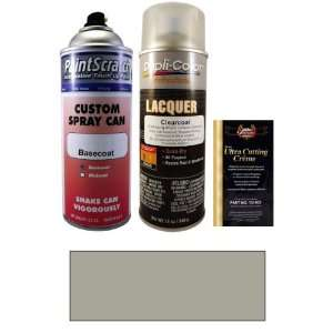 Silver Metallic Spray Can Paint Kit for 1992 Isuzu Pickup (824/N032