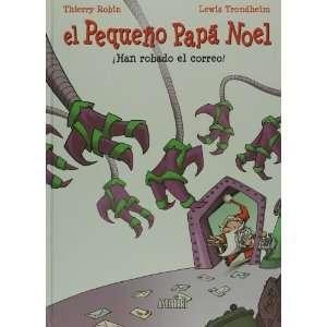 El pequeno Papa Noel Â¡han robado el coche (Spanish