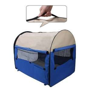 Portable Pet Dog Carrier Soft Crate, XXL Up to 99lbs
