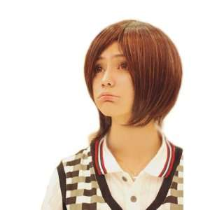 Cool2day Short LIGHT BROWN Wig Cosplay Party Wigs JF010455