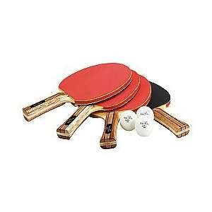 PING PONG TOURNAMENT 4 PLAYER SET T0575