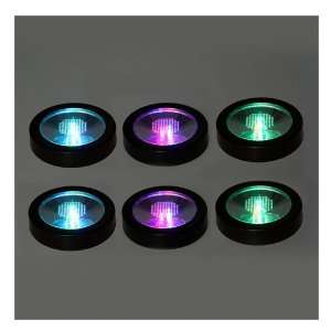 Color Changing LED Light Drink Bottle Cup Coaster