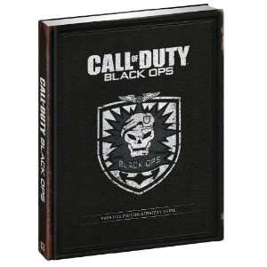 Call of Duty Black Ops Limited Edition (Brady Games Signature Series)