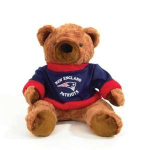 Plush NFL Football Team Bear (Stuffed Animal)   NFL Football Sports