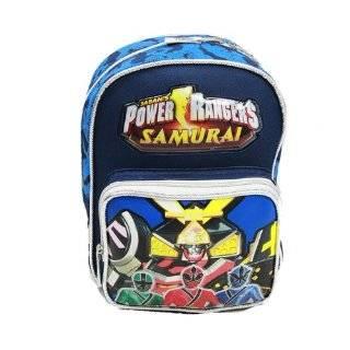 Power Rangers Samurai Mini Backpack 10