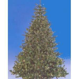 WASHINGTON FOREST PRE LIT GREEN ARTIFICIAL TREE CLEAR LIGHTS 7 FT
