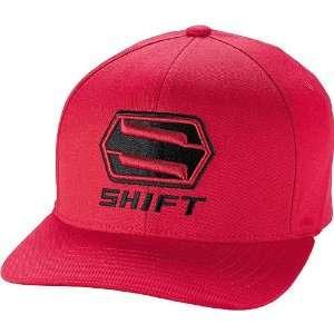Shift Racing Core Mens Flexfit Casual Wear Hat/Cap w/ Free B&F Heart