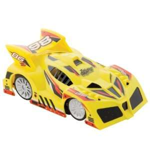 Air Hogs Zero Gravity Micro   Yellow Rally Car Ch D Toys & Games