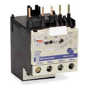 SCHNEIDER ELECTRIC LR2K0306 Relay,Overload