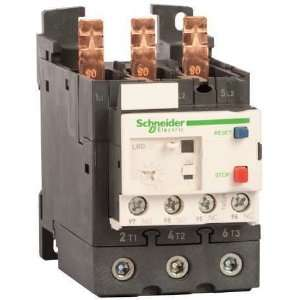 SCHNEIDER ELECTRIC LR3D365 IEC Overload Relay,48 to 65A,TeSys D