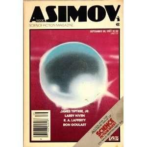 Isaac Asimovs Science Fiction Magazine Vol 5 No 10 Isaac