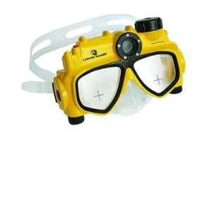Explorer Series 8.0MP Underwater Digital Camera Mask with Video, Scuba
