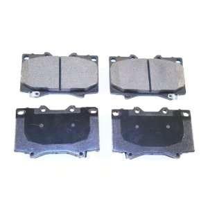 Prime Choice Auto Parts SMK772 Premium New Semi Metallic Front Brake