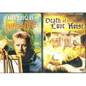 Lust For Life & Death At Love House   2 DVD Set Movies & TV