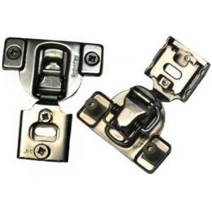 Concealed Cabinet Hinge, 1 inch Overlay