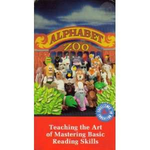 You: Alphabet Zoo (Teaching the Art of Mastering Basic Reading Skills