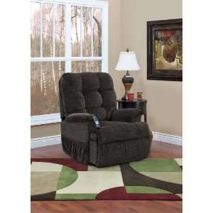 5555 Series Petite Sleeper/Reclining Lift Chair Cabo Godiva