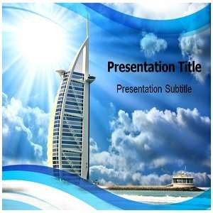 (PPT) Templates   Dubai Powerpoint on Backgrounds   Dubai on Slides
