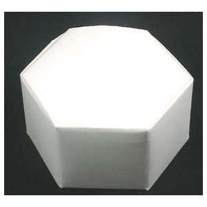 20 Wilton White Hexagon Wedding Favor Boxes: Kitchen & Dining