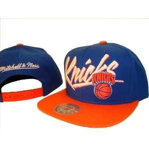 Adjustable Snap Back Baseball Cap Hat Mitchell & Ness