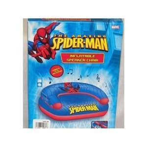 Spider man Inflatable Speaker Chair Toys & Games
