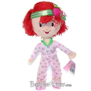 Strawberry Shortcake 16 Pajamas Plush Doll Toys & Games
