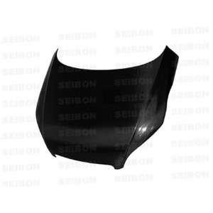 07 09 Audi TT SEIBON Carbon Fiber Hood   OEM Style: Automotive