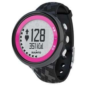 Suunto M4 Heart Rate Monitor Watch   Women   Black/Pink WITHOUT Belt